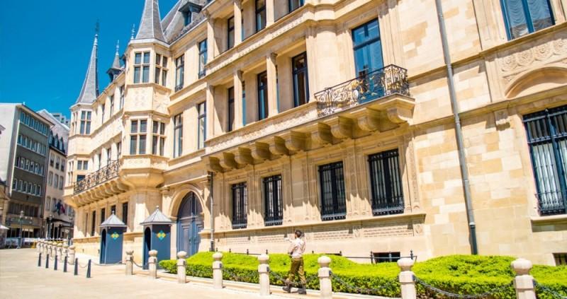 Visites du Palais Grand Ducal
